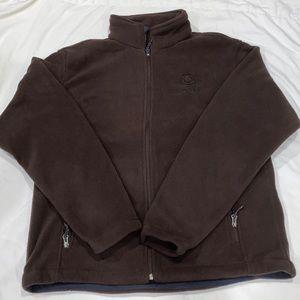 Monat fleece zip up